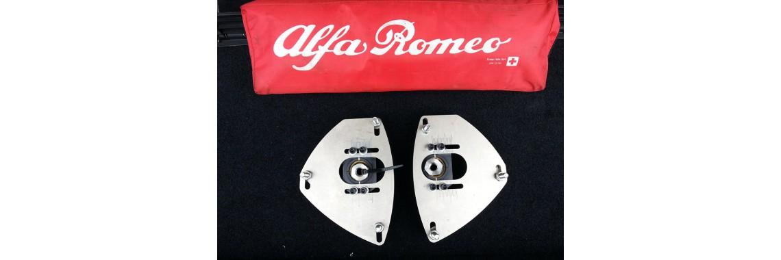 HPR alfa 155 / GTV / front camber kit