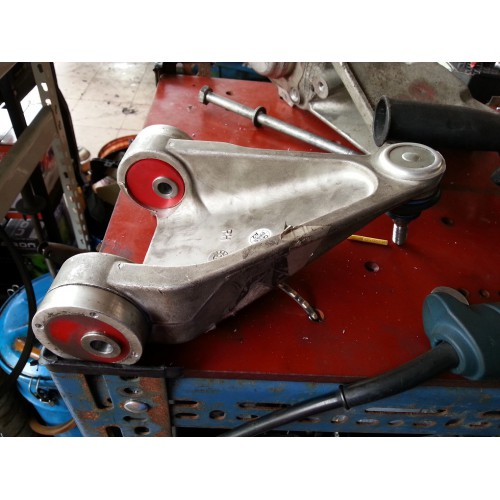 Alfa 156/147/GT/166 Front Up Arm Camber Kit
